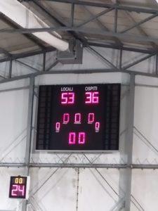 Vigna Pia Basket U18 - Città Futura